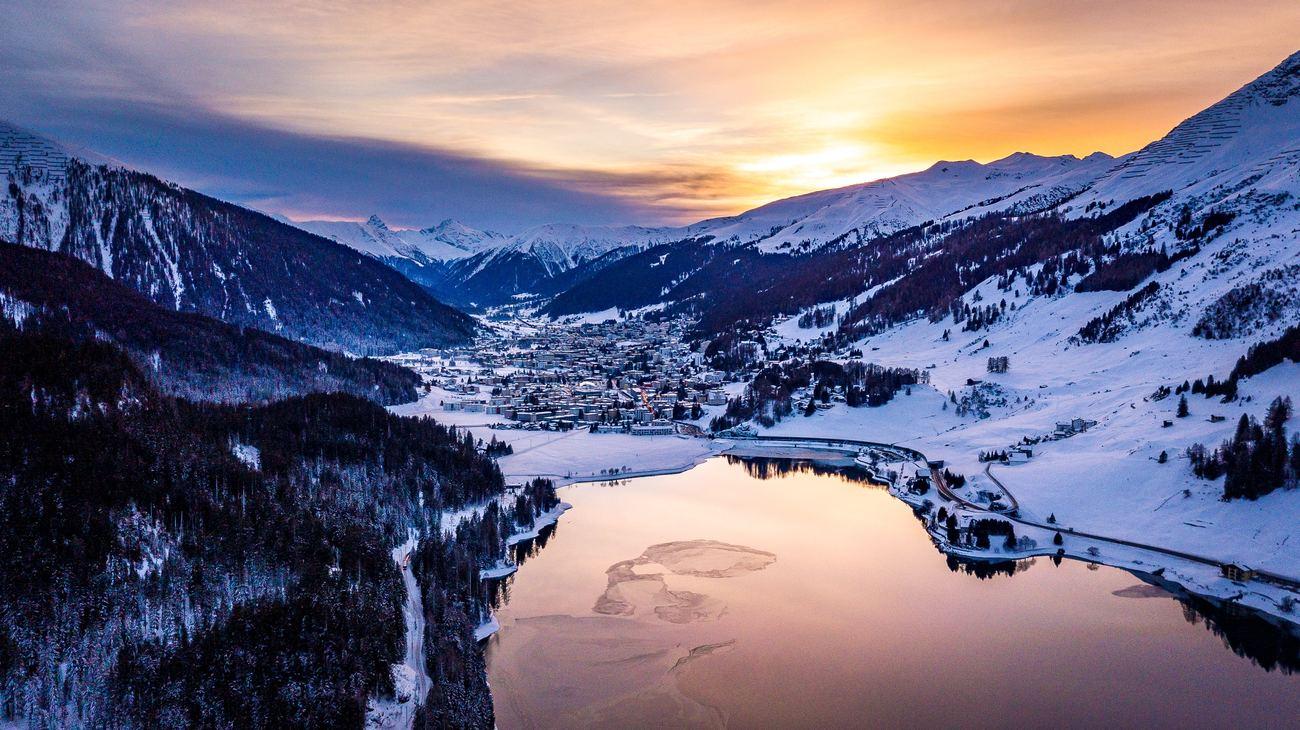 Davos, Schweiz