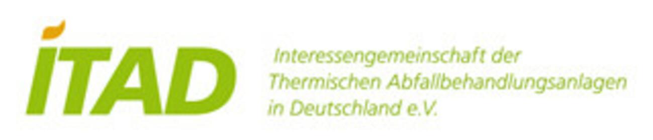 Logo grüne Schrift auf weißem Grund